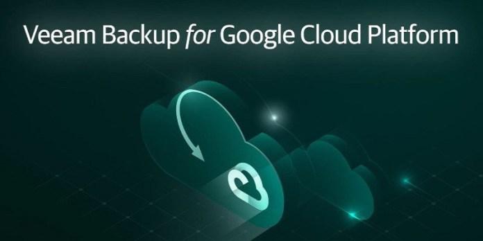 Resultado de imagen de Veeam amplía su alianza con Google Cloud y aumenta su soporte para la nube pública con Veeam Backup diseñada para Google Cloud Platform